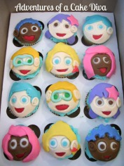Bubble Guppies Cuppies