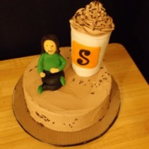 Coffee Lover's Cake - for blog